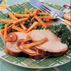 Paprika Pork Roast Recipe