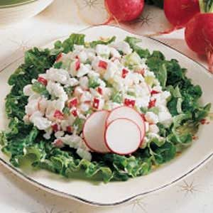 Calico Salad for Two Recipe