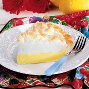 Grandma's Lemon Pie Recipe