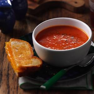 Satisfying Tomato Soup