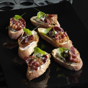 Godfather Crostini Recipe