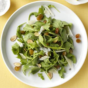 Arugula Salad with Shaved Parmesan Recipe