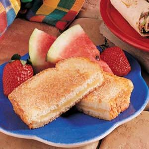 Applesauce Sandwiches Recipe