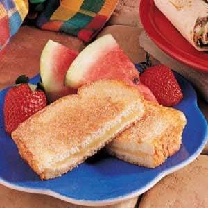 Applesauce Sandwiches Recipe