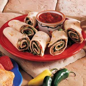 Easy Roast Beef Roll-Ups Recipe