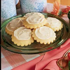 Sour Cream Cutout Cookies Recipe