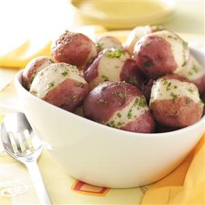 Lemon Red Potatoes Recipe