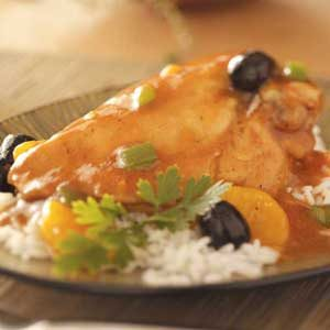 Slow-Cooked Mandarin Chicken Recipe