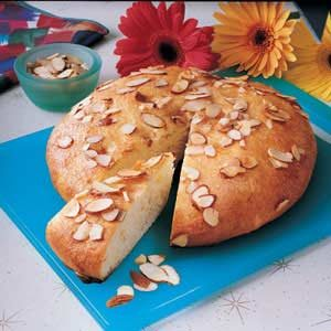 Sweet Almond Bread Recipe