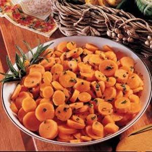 Rosemary Carrots Recipe