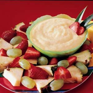 Coconut Fruit Dip