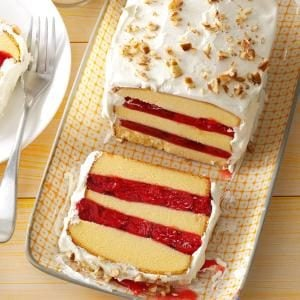 Fancy Fuss-Free Torte Recipe