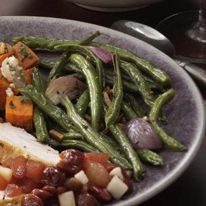 Sizzling Green Beans Recipe