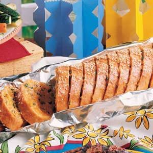 Cheddar Herb Bread Recipe