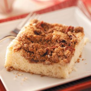 Streusel Coffee Cake Mix Recipe