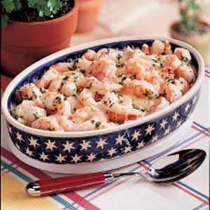 Shrimp Monterey Recipe