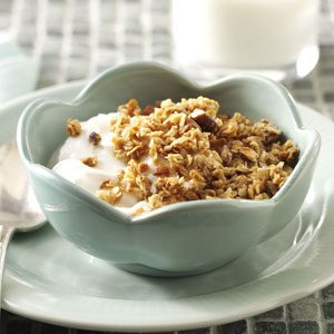 Delectable Granola Recipe