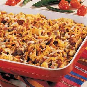Mexican Chip Casserole Recipe