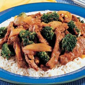 Beef Broccoli Stir-Fry Recipe