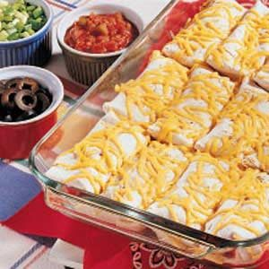 Bean Burritos Recipe