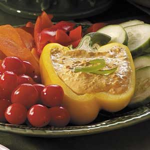 Creamy Red Pepper Dip Recipe