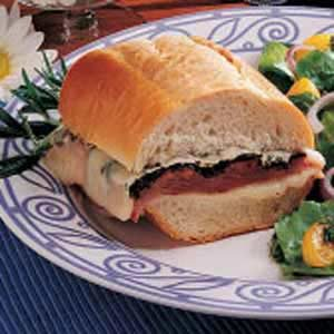 Simple Italian Subs Recipe