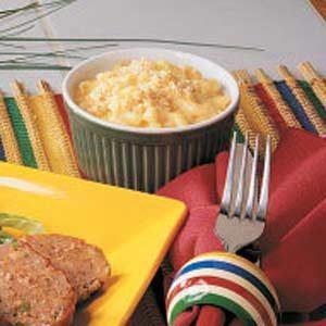 Mac 'n' Cheese for One Recipe