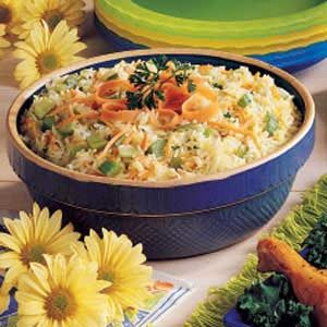 Baked Rice Pilaf Recipe