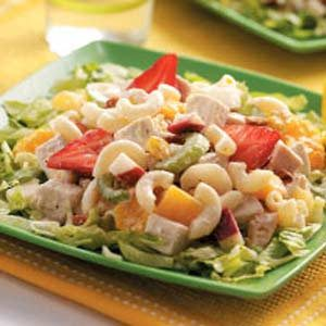 Chicken Fruit Salad Recipe