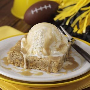 Blondie Sundaes Recipe