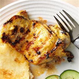 Tandoori Chicken Thighs