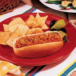 Southwestern Hot Dogs Recipe