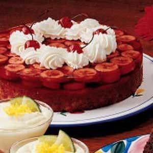 Gelatin Torte Recipe