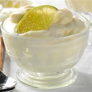 Lemon-Lime Mousse Recipe