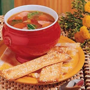 Sausage Cabbage Soup Recipe