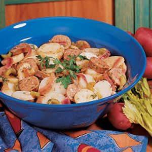 Polish Potato Salad Recipe
