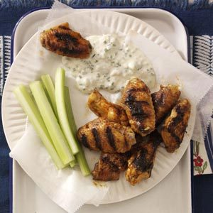 Cola Hot Wings Recipe