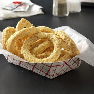 "Candy ""Onion"" Rings Recipe"