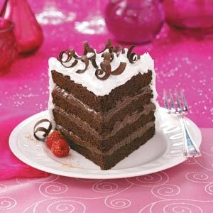 4-Layer Chocolate Torte