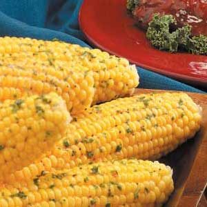 Herbed Corn on the Cob Recipe