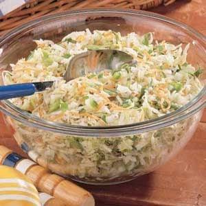 Celery Seed Slaw Recipe