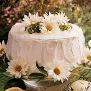 Sunshine Sponge Cake Recipe