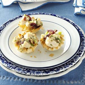 Turkey-Cranberry Minis