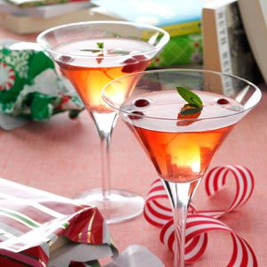 Cranberry-Jalapeno Martini Recipe