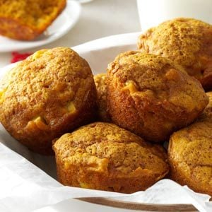 Apple Pumpkin Muffins