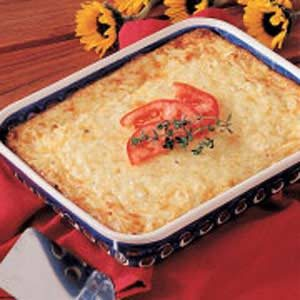 Swiss Potato Kugel Recipe