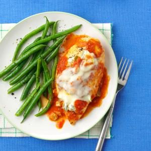 Italian-Style Chicken & Peppers Recipe