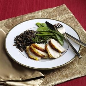 Mimosa Roasted Chicken Recipe