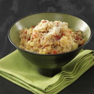 Hot and Zesty Quinoa