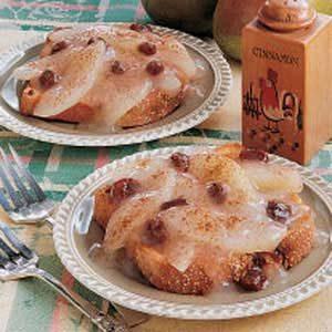 Autumn Dessert Recipe